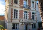 Location vacances Le Cros - Maison de maître arrière-pays Montpellier-1