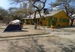 Camping Colombie - Camping Cantamar-1