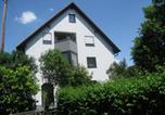 Location vacances Metzingen - Ferienwohnung Brigitta-2