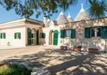 Location vacances  Province de Brindisi - Trulli della Ciclovia by Wonderful Italy-3
