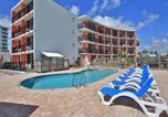 Hôtel Ormond Beach - Cove Motel Oceanfront