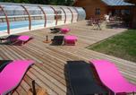 Camping avec Piscine Champagne-Ardenne - Camping Les Roulottes de Champagne -3