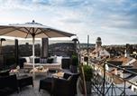 Hôtel Zurich - Widder Hotel - Zurichs luxury hideaway-4