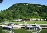 Camping avec Ambiance club Franche-Comté - Camping Le Domaine d'Aucroix-1