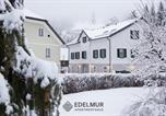Hôtel Predlitz-Turrach - Edelmur Apartmenthaus - Contactless Reception-3