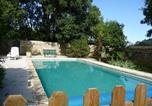Location vacances Galargues - Le Mas du Château-4