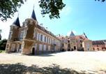 Hôtel Pontaubert - Château d'Island Vézelay-1