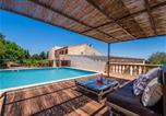 Location vacances Muro - Muro Holiday Home Sleeps 10 with Pool Air Con and Wifi-3
