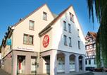 Hôtel Weinheim - Michel Hotel Heppenheim-1