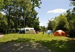 Camping avec Site nature Thiviers - Flower Camping de la Base de Loisirs de Rouffiac-3
