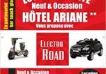 Hôtel Saint-Gérand-le-Puy - Ariane-4