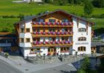 Location vacances Sankt Johann im Pongau - Pension Edelweiß-1
