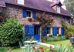 Hôtel Tessy-sur-Vire - Belle Longère-4