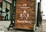 Hôtel Japon - Bonfire Hostel Osaka-1