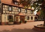 Hôtel Grand Prix d'Allemagne - Landhotel Sickinger Hof-1