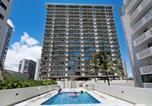Location vacances Honolulu - Waikiki Park Heights Ocean 1 Bdr on the 18th Floor A-3