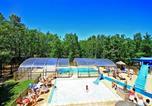Camping avec Piscine couverte / chauffée La Roque-Gageac - Lou Castel - Camping Paradis-1