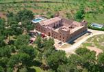 Location vacances Geldo - Masía de San Juan Casas Rurales con piscina en la Sierra Calderona-4