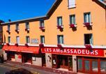 Hôtel Lacave - Les Ambassadeurs Hotel Le News - Logis-1