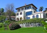 Location vacances  Province du Verbano-Cusio-Ossola - B&B Villa Rubino-1