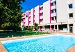 Hôtel Palavas-les-Flots - Hotel The Originals Montpellier Sud Hotelio-3