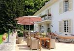 Hôtel Luxeuil-les-Bains - Villa Moncoeur-4