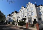 Hôtel Exeter - Queens Court Hotel-1
