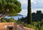 Location vacances La Croix-Valmer - Apartment Les terrasses de sylvabelle-4