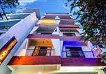 Hôtel Bangalore - Fabhotel Millenium Stay Indiranagar-1