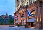 Hôtel Edinburgh - Waldorf Astoria Edinburgh - The Caledonian-1
