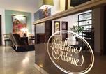 Hôtel 4 étoiles Rodez - Hostellerie Du Grand Saint Antoine-4