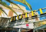 Hôtel Bord de mer de Carry le Rouet - Villa Arena Hotel-4