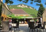 Camping avec Piscine couverte / chauffée Sainte-Foy-de-Belvès - Camping Maisonneuve-1