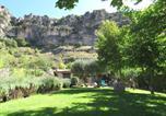 Location vacances Abánades - Preciosa casa con jardín en el Río Dulce-2