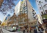 Location vacances Melbourne - Pleasant City Stay on Collins-2