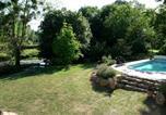 Location vacances Le Vigeant - Holiday Home Moulin De Mois-3