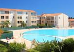 Location vacances Fréjus - Apartment Lagon bleu 2-1