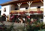 Location vacances  Ain - House Les jonquilles 6-1
