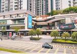 Location vacances  Malaisie - R & F Premium Suite x Merveille @Johor Bahru-3