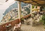 Location vacances Positano - Positano Villa Sleeps 16 Pool Air Con Wifi-2