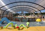 Camping avec Piscine Cabourg - Camping Les Peupliers-3