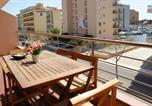 Location vacances Roses - Apartamento en Santa Margarita cerca de la Playa-2