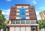 Hôtel Indore - Fabhotel Rajnandani Residency Bhawarkuan-1