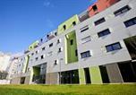 Hôtel Indre-et-Loire - Odalys City Tours Le Jardin des Lettres-2