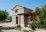 Location vacances Νέον Καρλοβάσιον - Oceanis cottage house-1