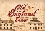 Location vacances El Castillo de las Guardas - Old England House-3