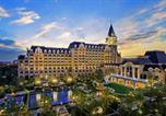 Hôtel Qingdao - Hilton Qingdao Golden Beach-1
