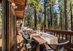 Location vacances Reno - Serene Cabin w/ Two Patios & Hot Tub in Incline Village ? Tarly by Avantstay-1