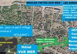 Hôtel Audembert - Hotel Le Vivier - Vue Mer-3