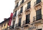 Hôtel Guadalajara - Hotel España-3